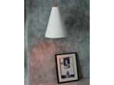 Aca Vintage Καμπάνα Λευκή (AD8029WG)