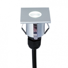 Aca Led High Power χωνευτό spot (HI2102CW)