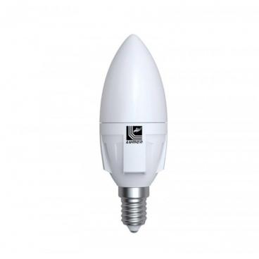 Λάμπα Led Κερί 6W E14 3000K (13-1402600)