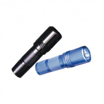 LED DIP φακός χειρός 1W 6400K (311007)