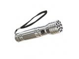 LED DIP φακός χειρός με κόκκινο laser 1.6W 6400K (311018)