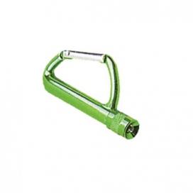 Κρίκος με LED DIP φακό 0.3W 7000K Πράσινος (311014)