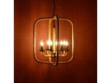 Aca Vintage Πολύφωτο Φωτιστικό Οροφής (563608PRT)