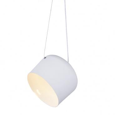 Aca Φωτιστικό Οροφής Λευκό (OD8002WH)