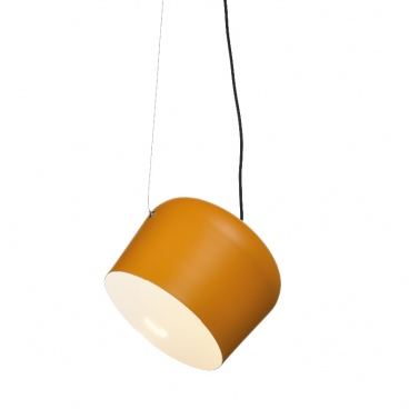 Aca Φωτιστικό Οροφής Μουσταρδί (OD8002MS)
