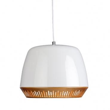 Aca Φωτιστικό Οροφής Λευκό (TNK80659WHB)