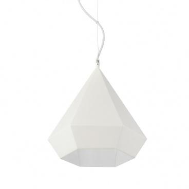 Aca Φωτιστικό Οροφής Λευκό (V36049WH)