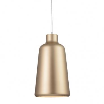 Aca Φωτιστικό Οροφής Χρυσό - Μπρονζέ (KS080423GT)