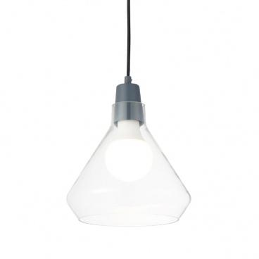 Aca Φωτιστικό Οροφής Γκρι (V36035CM)