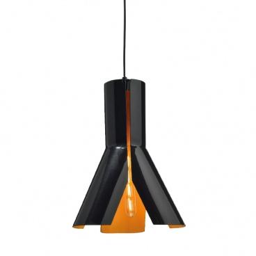 Aca Φωτιστικό Οροφής Μαύρο (V36117BY)