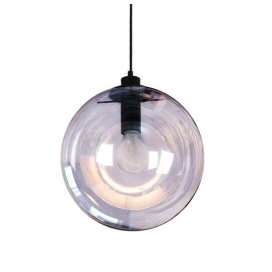 Luma Κρεμαστή Διάφανη Μπάλα Διάμετρος 40cm