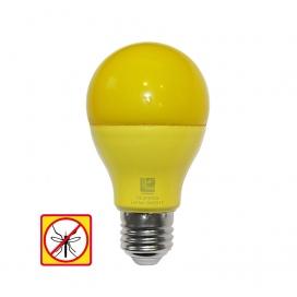 Λάμπα Led Α60 10W E27 Κίτρινο Εντομοαπωθητικό (13-272103)