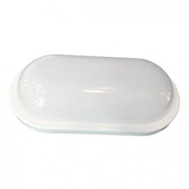 Aca LED SMD επίτοιχη απλίκα & πλαφονιέρα Λευκή 15W 3000Κ (DIDO1530W)