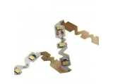 Εύκαμπτη SMD LED λωρίδα 6W/m 12V 6000K (S283560WNK)