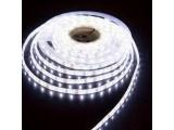 Αδιάβροχη SMD LED λωρίδα 7.2W/m 12V 6000K (505030WPC)