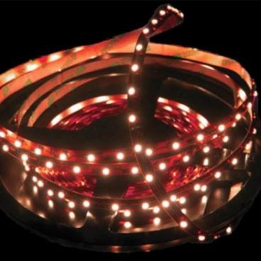 Αδιάβροχη SMD LED λωρίδα 7.2W/m 12V Κόκκινο (505030RPC)