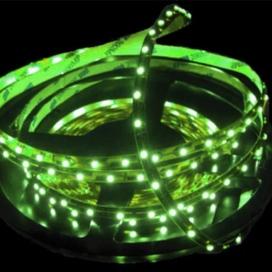 SMD LED λωρίδα 14.4W/m 12V Πράσινο (505060GNK)