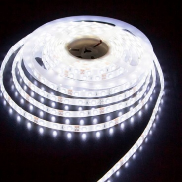 Αδιάβροχη SMD LED λωρίδα 14.4W/m 12V 6000K (505060WPC)