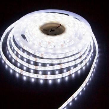 Αδιάβροχη SMD LED λωρίδα 14.4W/m 12V 3000K (505060WWPC)