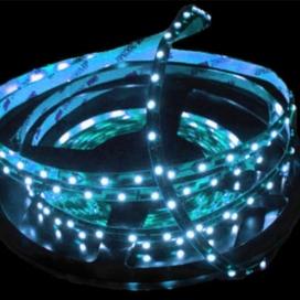 Αδιάβροχη SMD LED λωρίδα 14.4W/m 12V Μπλε (505060BPC)