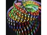 Αδιάβροχη SMD LED λωρίδα 14.4W/m 12V RGB (505060RGBPC)