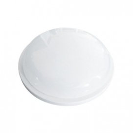 Aca LED SMD επίτοιχη απλίκα & πλαφονιέρα Λευκή 15W 6000Κ (DAMAS1560W)