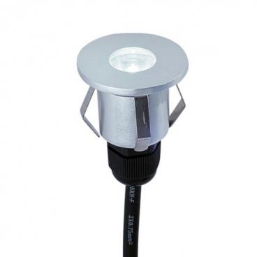 Aca LED HIGH POWER χωνευτό σποτ 3000K (HI2101WW)