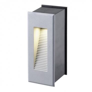 Aca LED HIGH POWER χωνευτή απλίκα (HI2513)