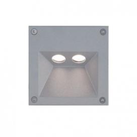 Aca LED HIGH POWER χωνευτή απλίκα (HI2581)