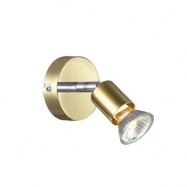 Aca Spot Οροφής Χρυσό (MC634PB1)