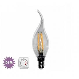 Λάμπα Cog Led Tip 4W E14 2800K Dimmable (13-140140029)