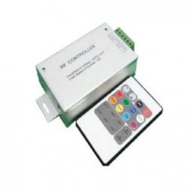 RGB Controller με τηλεχειριστήριο RF 12V 144W - 24V 288W (RFL20)