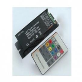 RGB Power Controller με τηλεχειριστήριο RF 12V 216W - 24V 432W (SZ100RF20)