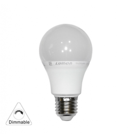 Λάμπα Led A60 10W E27 6200K Dimmable (13-27221009)