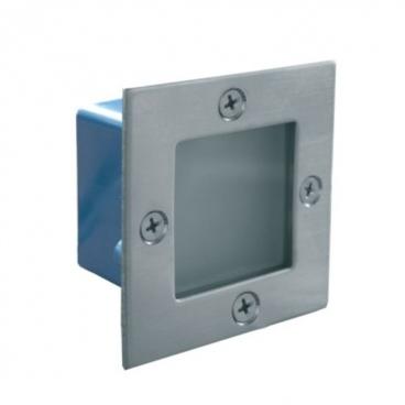 Aca LED SMD χωνευτή απλίκα 1.5W 3000K (WW13003)