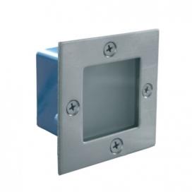 Aca LED SMD χωνευτή απλίκα 1.5W 6000K (W13003)