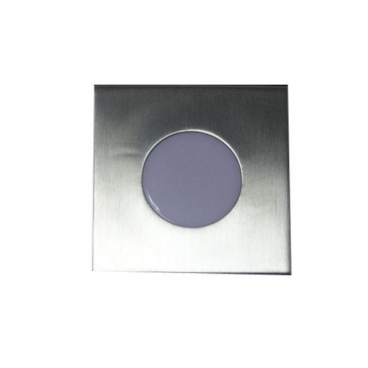 Aca LED DIP χωνευτή απλίκα Μπλε (LED3107B)