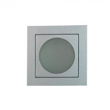 Aca LED DIP χωνευτή απλίκα 6000K (LED92381SG)