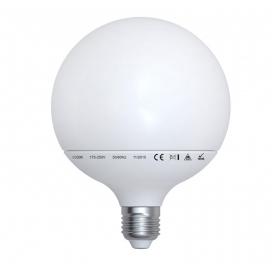 Λάμπα Led Globe 20W E27 6200K Ø120 (13-272120200)