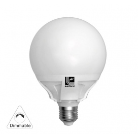 Λάμπα Led Globe 15W E27 6200K Ø105 Dimmable (13-2721051509)