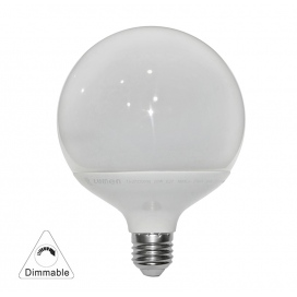 Λάμπα Led Globe 20W E27 3000K Ø120 Dimmable (13-27220009)
