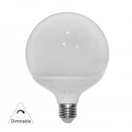 Λάμπα Led Globe 20W E27 6200K Ø120 Dimmable (13-2722009)