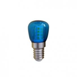 Led Λαμπάκι Νυκτός 1W E14 Μπλε (ST26B)