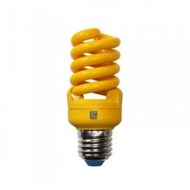 Λάμπα Οικονομίας 15W E27 Κίτρινο (14-527153)