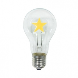 Λάμπα Cog Led Star 2W E27 2700K (VINTASTAR)