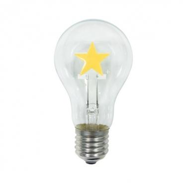 Λάμπα Cog Led Star 2W E27 2700K (VINTASTAR)