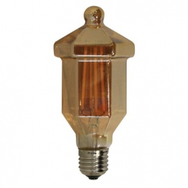 Λάμπα Cog Led Amber 4W E27 2700K Dimmable (LAT4WWDIMAM)