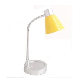 Universe Φωτιστικό Γραφείου Ruffle Κίτρινο (QM2719-Y)