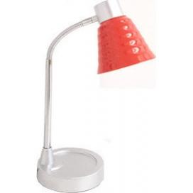 Universe Φωτιστικό Γραφείου Ruffle Κόκκινο (QM2719-R)