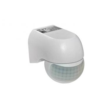 Ανιχνευτής κίνησης σφαιρικός mini υπέρυθρων ακτίνων λευκός (10-4000)